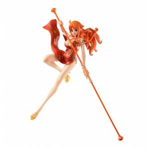 ONE PIECE - BANPRESTO WORLD FIGURE COLOSSEUM Zoukeiou Choujou Kessen vol.6 Nami