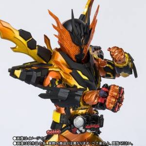 Kamen Rider Cross-Z Magma Limited Edition [SH Figuarts]