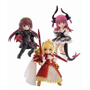 Desktop Army - Fate/Grand Order Vol.2 3 Pack BOX [Megahouse]