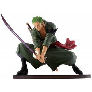 ONE PIECE - SCULTURES BIG ZOUKEIOU CHOUJO KESSEN 4 VOL.3 ZORO