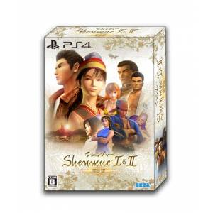 Shenmue 1 & 2 - Limited Edition [PS4]