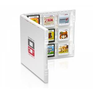 Nintendo 3DS Card Case 18 [Club Nintendo]