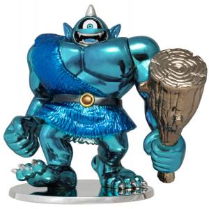 Dragon Quest - Metallic Monsters Gallery: Gigantes [Square Enix]