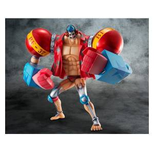 One Piece - Portrait of Pirates Sailing Again MAXIMUM Armored Franky - Edition Limitée