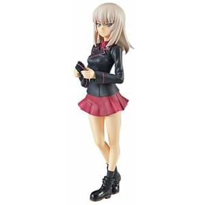 GIRLS UND PANZER THE MOVIE - PREMIUM FIGURE ITSUMI ERIKA - KUROMORIMINE JOGAKUIN [Sega]