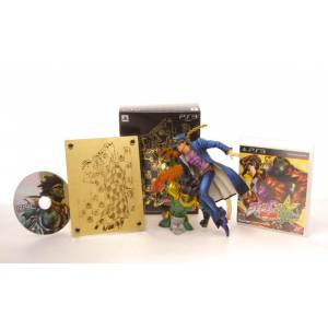 Jojo's Bizarre Adventure All Star Battle Gold Experience Limited Box [PS3]