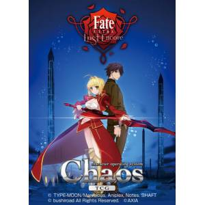 ChaosTCG Booster Pack Fate/EXTRA Last Encore 20 Pack BOX [Trading Cards]