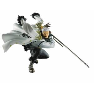 ONE PIECE - SCULTURES ZOUKEIOU CHOUJO KESSEN 6 VOL.5 SMOKER [Banpresto]