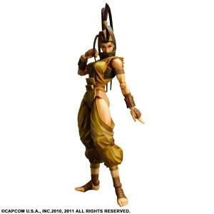 Super Street Fighter 4 Arcade Version - Ibuki [Play Arts Kai]