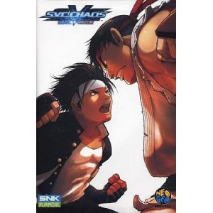 SNK VS Capcom - SVC Chaos [NG AES - Used Good Condition]