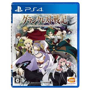 Grancrest Senki - Standard Edition [PS4-Used]