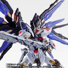 Mobile Suit Gundam SEED DESTINY - Strike Freedom Gundam Soul Blue Ver. TAMASHII NATION 2018 Limited [Metal Build]