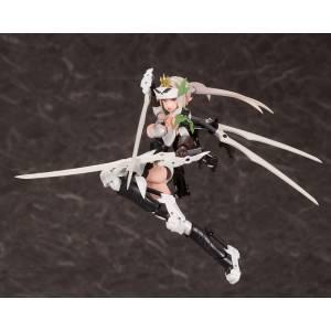 Megami Device Collboration Busou Shinki Jaeger Type Edelweiss Plastic Model [Kotobukiya]