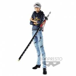 ONE PIECE - GRANDISTA THE GRANDLINE MEN - TRAFALGAR LAW [Banpresto]