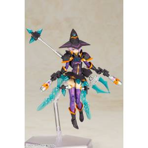 Megami Device Chaos & Pretty Witch DARKNESS Plastic Model [Kotobukiya]