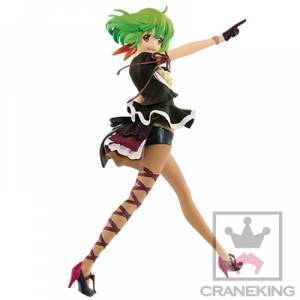 MACROSS F EXQ FIGURE  - RANKA LEE - [Banpresto]