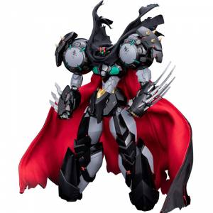 Getter Robo DEVOLUTION -Uchuu Saigo no 3-bun Kan- Black Getter [RIOBOT]
