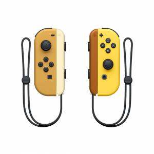 Joy-Con (L)  / (R) Pokemon: Let's Go, Eevee! / Pokemon: Let's Go, Pikachu! Edition [Switch]