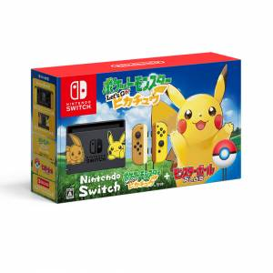 Nintendo Switch Pokemon: Let's Go, Pikachu! Limited Set [Brand new]