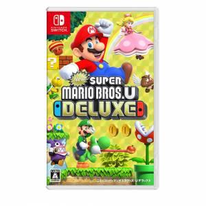 New Super Mario Bros. U Deluxe - Standard Edition [Switch]