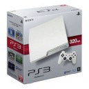 PlayStation 3 Slim 320GB Classic White [used]