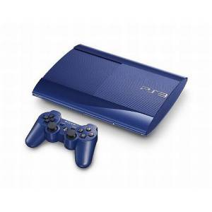 PlayStation 3 Super Slim 250GB Azurite Blue [used]