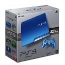 PlayStation 3 Slim 320GB Splash Blue [used]