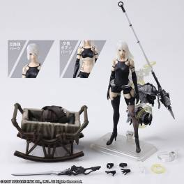 NieR:Automata YoRHa Model A No. 2 [BRING ARTS / Square Enix]