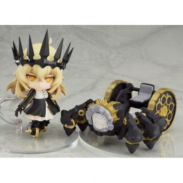 Black Rock Shooter - Chariot with Mary (Tank) Set: TV Animation Ver. [Nendoroid 315]