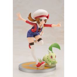 Pokemon Series - Lyra with Chikorita [ARTFX J]
