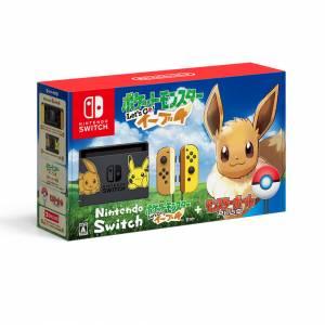 Nintendo Switch Pokemon: Let's Go, Eevee! Pokemon Center Limited Set [Brand new]