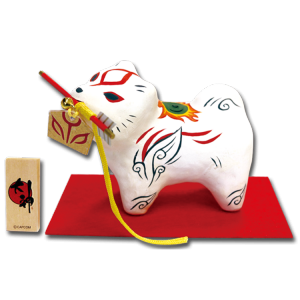 CAPCOM CAFE - Okami Zodiac figurine Amaterasu [Capcom Figure Builder]