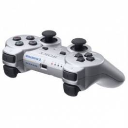 Dual Shock 3 Controller - Satin Silver [Used]