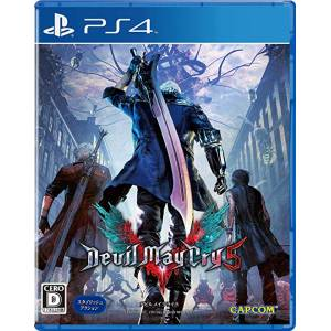 FREE SHIPPING - Devil May Cry 5 - Standard Edition (Multi Language) [PS4]
