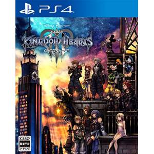 Kingdom Hearts III - Standard Edition [PS4]