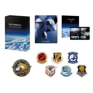FREE SHIPPING - ACE COMBAT 7: SKIES UNKNOWN - COLLECTOR'S EDITION [PS4]