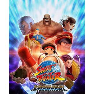 Street Fighter 30th Anniversary Collection International - Standard Edition [PS4]