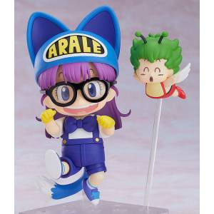 Dr. Slump - Arale Norimaki Cat Ears Ver. & Gatchan [Nendoroid 1009]