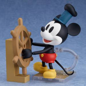 Steamboat Willie Mickey Mouse 1928 Ver. (Color) [Nendoroid 1010b]