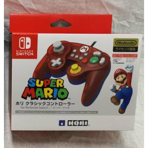 Hori Classic Controller for Nintendo Switch - Mario Ver. [Switch]