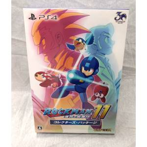 Mega Man 11 / Rockman 11 - Collector's Package [PS4]