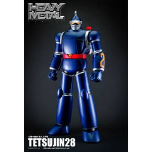 HEAVY METAL Series Taiyou no Shisha Tetsujin 28-go [ACTION TOYS]