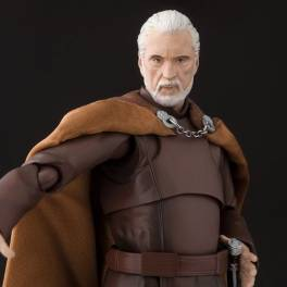 Star Wars Episode 3 Revenge of the Sith - Count Dooku Limited Edition [SH Figuarts]