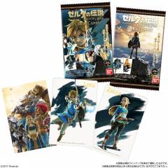 The Legend of Zelda Breath of the Wild Card Candy 20 Pack BOX [CANDY TOY / Trading Cards]