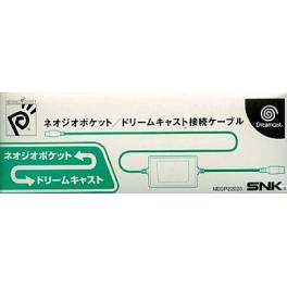 Neo Geo Pocket Color Dreamcast Link Cable [Used]