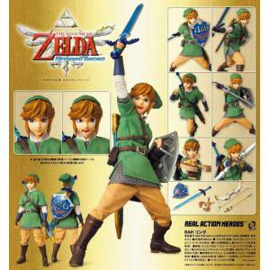 The Legend Of Zelda Skyward Sword - Link [RAH / Real Action Heroes 622]