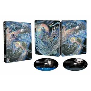 Final Fantasy XV - Deluxe Edition [PS4 - Used Good Condition]