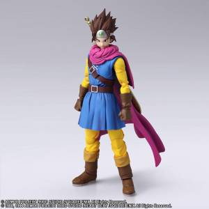 Dragon Quest III: The Seeds of Salvation - Shujinkou / Hero [BRING ARTS / Square Enix]