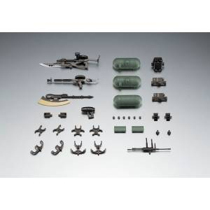 Mobile Suit Gundam - Zeon Weapon Set ver. A.N.I.M.E. [Robot Spirits SIDE MS]