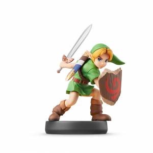 Amiibo Young Link - SUPER SMASH BROS. SERIES [Switch]